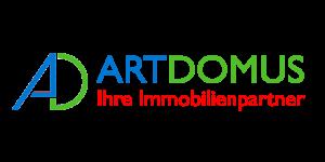 ARTDOMUS-Ihr Immobilienpartner Logo